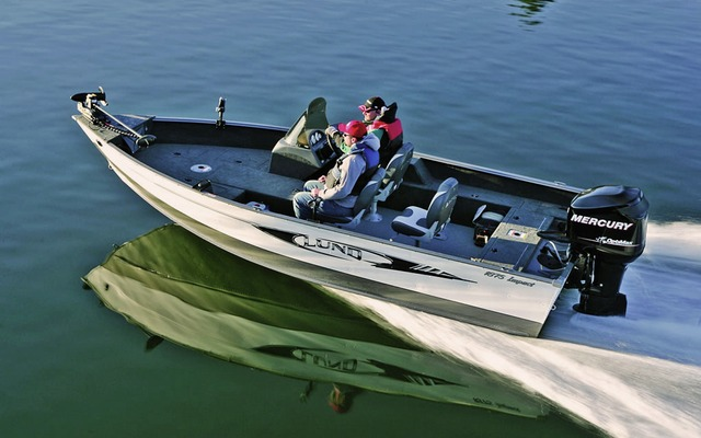 2013 lund 1875 impact tests news photos videos and for Aluminum fishing boats