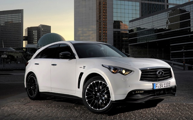 2014 Infiniti QX70 3.7 - Price, engine, full technical ...