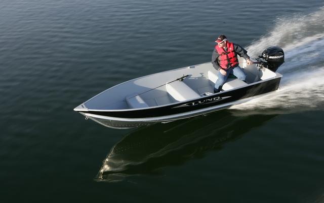 Pix for 14 aluminum fishing boats for Metal fishing boat