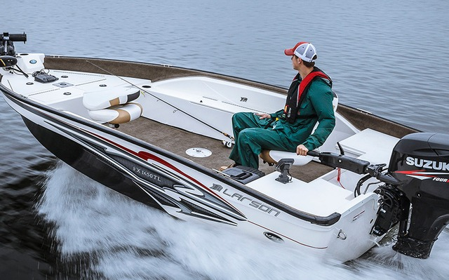 2015 Larson 1650 TL - Tests, news, photos, videos and wallpapers - The Boat Guide