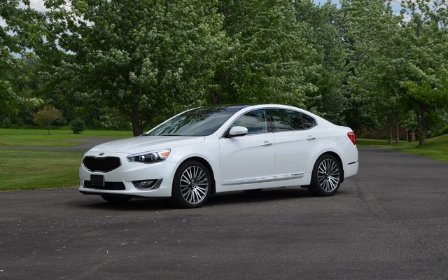 2015 kia cadenza price engine full technical specifications the car guide. Black Bedroom Furniture Sets. Home Design Ideas