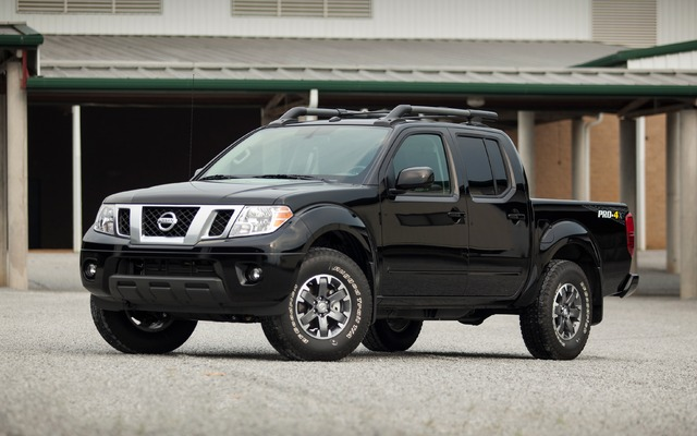 Nissan Frontier S 4x2 King Cab 2015 2014 2013 2012 2011 2010 2009