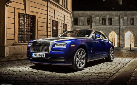 used rolls royce price guide