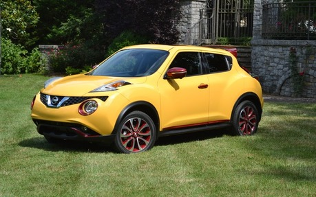 2016 Nissan Juke - Tests, news, photos, videos and wallpapers - The