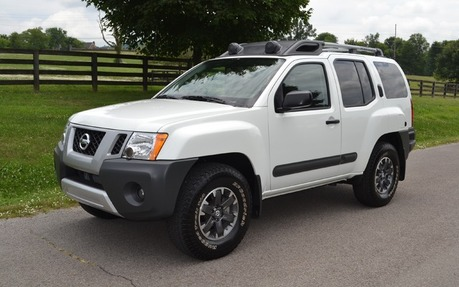 2015 Nissan Xterra Tests News Photos Videos And