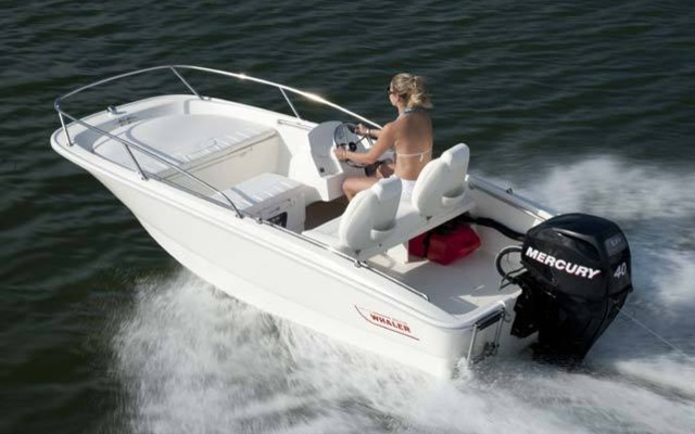 2015 Boston Whaler 130 Super Sport Tests News Photos