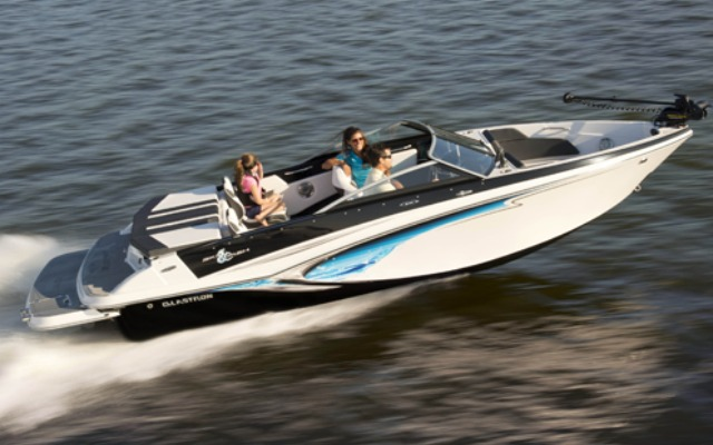 2015 glastron gtsf 205 tests news photos videos and for Fish and ski boat