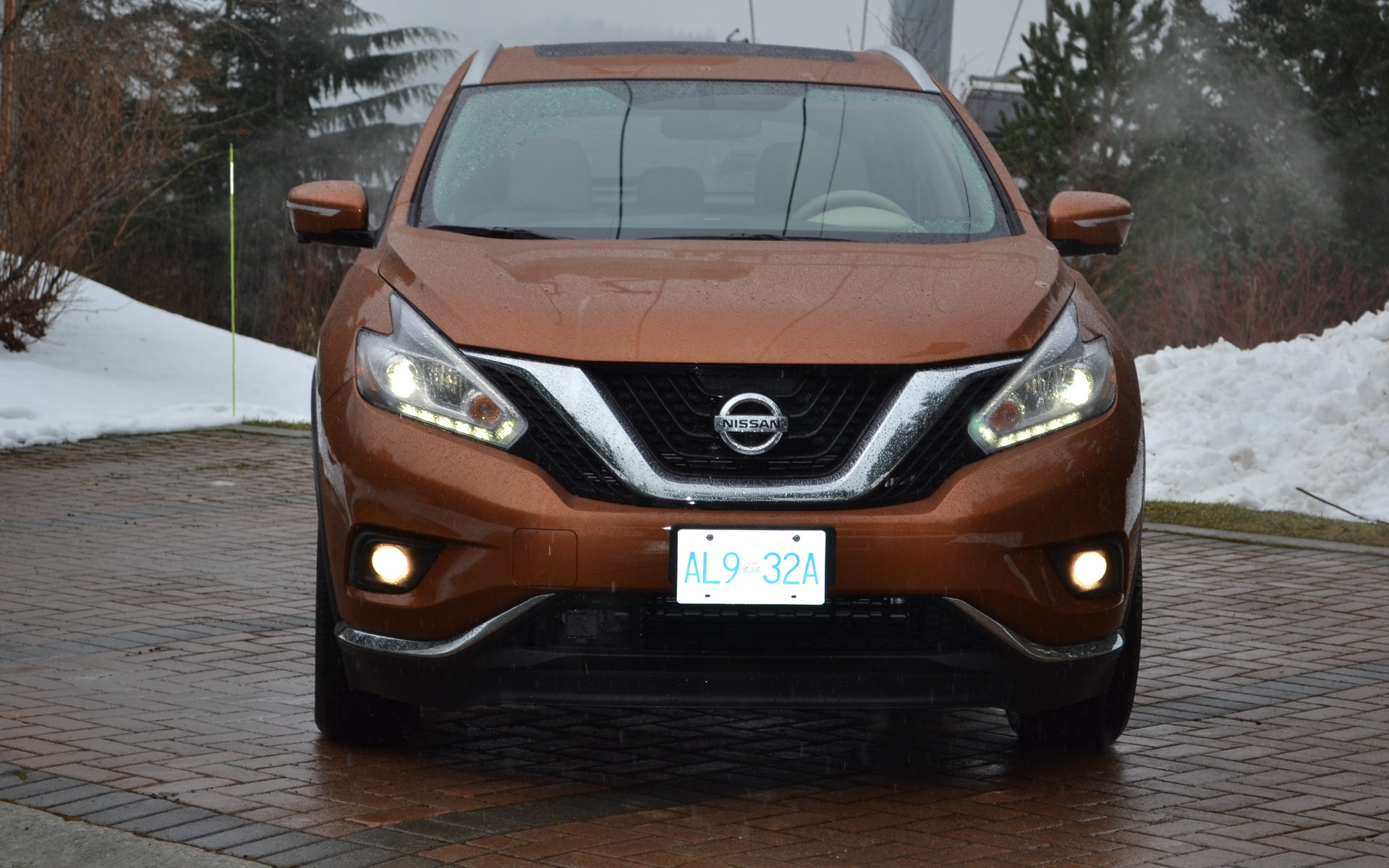 2015 Nissan Murano Specifications Pictures Prices | 2016 Car Release ...
