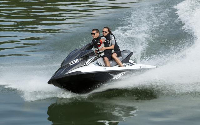 2015 Yamaha Fx Cruiser Ho Tests News Photos Videos