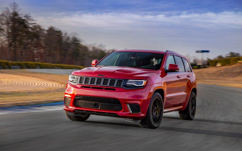 2018 Jeep Grand Cherokee