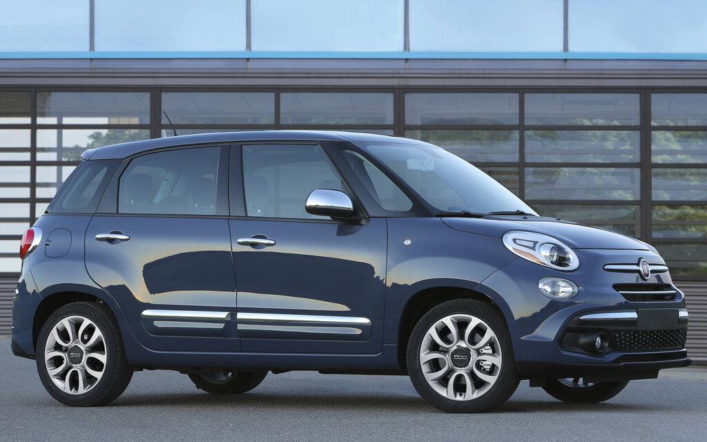 Fiat 500L 2021