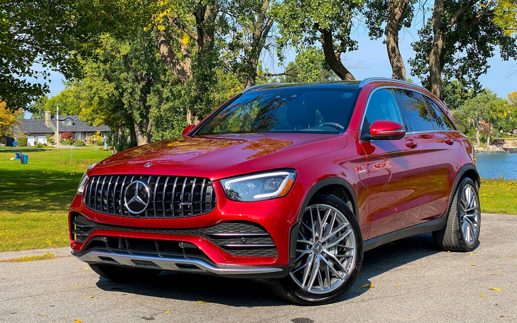 Mercedes-Benz GLC 2021
