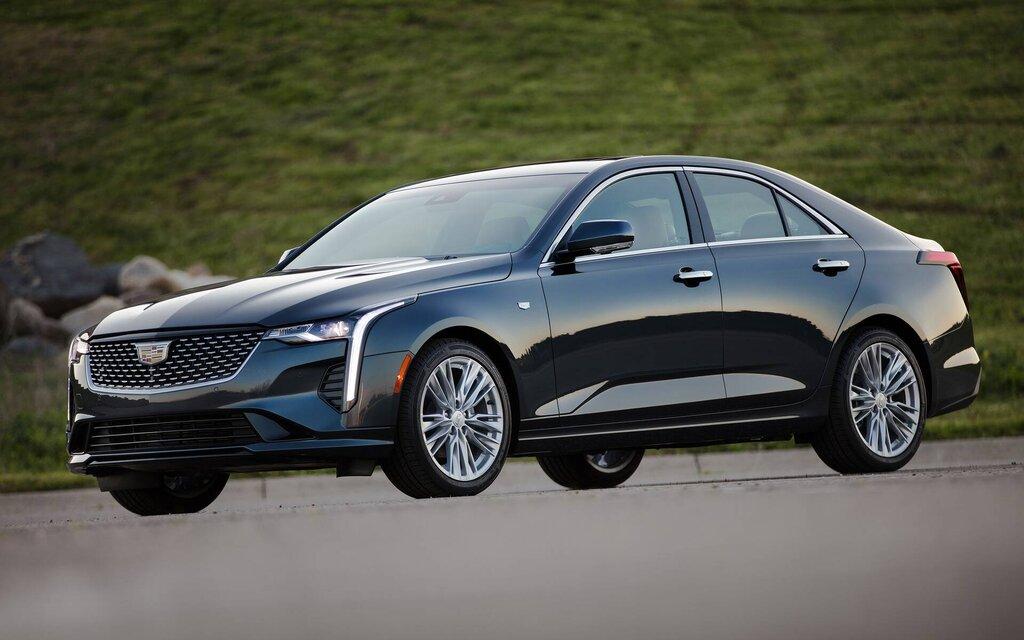Cadillac CT4 2021
