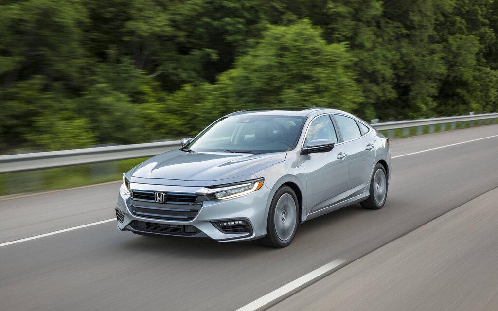 Honda Insight 2021