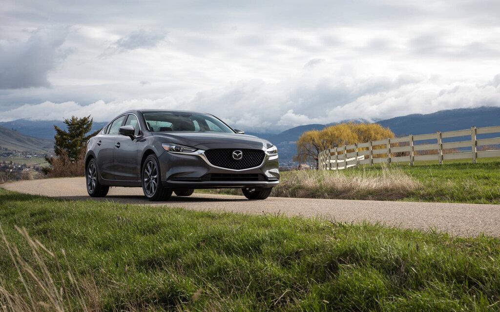 Mazda Mazda6 2021