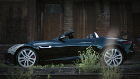 Jaguar F-Type Roadster 2014