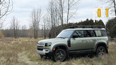 Land Rover Defender 2021 - Essais, actualité, galeries ...