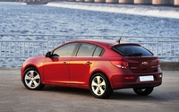 2012 Chevrolet Cruze five door