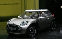Mini SD and Mini Rocketman Concept