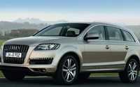 Our test drive of the 2012 Audi Q7