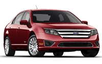 Our test drive of the 2011 Ford Fusion Hybrid
