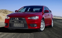 Our test drive of the 2011 Mitsubishi Lancer