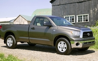 Our test drive of the 2011 Toyota Tundra