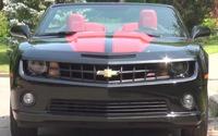 Chevrolet Camaro SS Cabriolet 2012