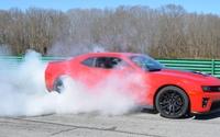 Smokin' Camaro ZL1