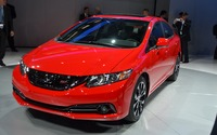 The launch of the 2013 Honda Civic