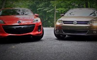 Comparison Review 2013 Mazda3 vs Volkswagen Jetta