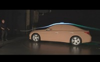 2014 Infiniti Q50 Aerodynamics Trailer