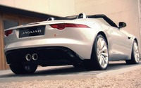 The New Jaguar F-Type Trailer