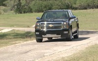 2014 Chevrolet Silverado High Country Trailer
