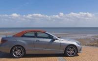 Mercedes-Benz E350 CDI Cabriolet 2014 (en anglais)