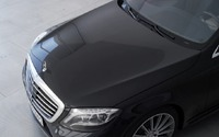 2014 Mercedes-Benz S350 BlueTEC Trailer