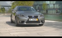 2013 Lexus IS Dynamic Trailer