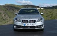2014 BMW 535i Trailer