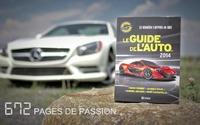 Le Guide de l'auto 2014, en vente maintenant