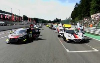 Audi™ Customer Racing Teams' 2013 Spa 24 Hours Highlights