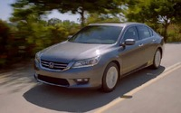 2013 Honda Accord Touring V6 Sedan Overview