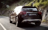 2014 Mercedes-Benz GLA Teaser
