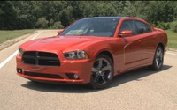 2014 Dodge Charger Redline Driving Scenes