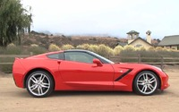 2014 Chevy Corvette Stingray Exterior Review
