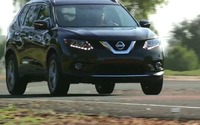 2014 Nissan Rogue Production and Driving Scenes