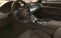 2014 Audi A8 TFSI Quattro Interior Views