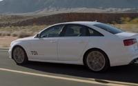2014 Audi A6 TDI Driving Scenes