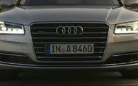 2014 Audi A8 TFSI Quattro Exterior Views