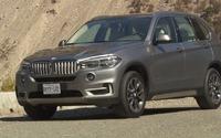 2013 BMW X5 Trailer