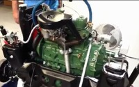 Starting Up the 1959 Austin Mini's Engine